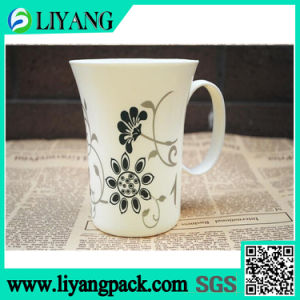 Simple Different Black Design, Heat Transfer Film for Plastic Mug pictures & photos