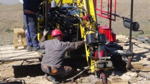 All Hydraulic Diamond Drill Rig Surface Core Drilling pictures & photos