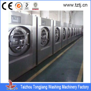 Automatic Fully Laundry Washing Dewatering Machine CE Approved & SGS Audited pictures & photos
