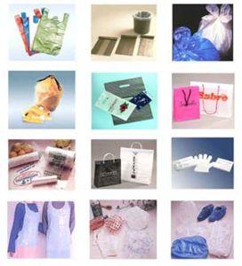 High Quality Plastic PE Bags on Rolls
