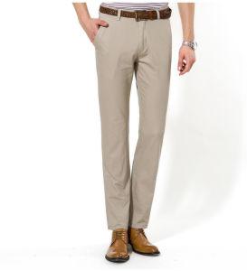 Mens Fashion Chino Pants-Khaki