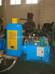 Hydraulic Briquetting Press (SBJ1500A) Manual pictures & photos