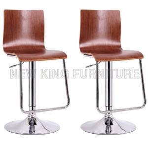 Used Nightclub Furniture Custom Bar Chair with Metal Bar Stool Bases (NK-BCB005)