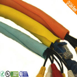 Flexible Custom Motorcycle Wiring Harness Split Sleeving pictures & photos