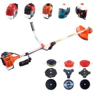 43cc Heavy Duty Gasoline Grass Cutter pictures & photos