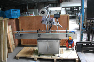 Semi-Auto Manual Adhesive Labeling Machine pictures & photos