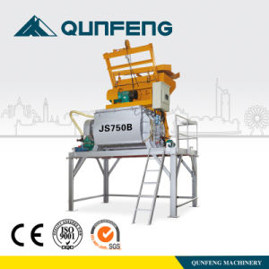 Concrete Mixing Plant for Block Making Machine pictures & photos