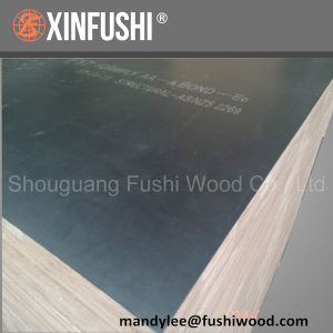 1200*1800*17mm F17 Formwork Plywood pictures & photos