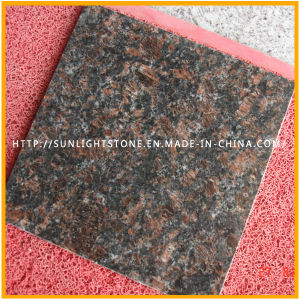 Top Polished Natural Tan Brown/English Brown Granite for Floor &Countertop pictures & photos