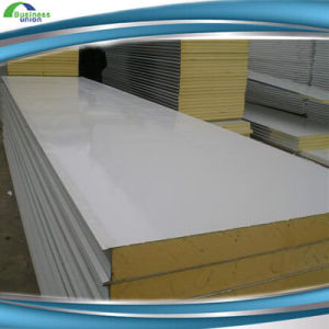 PU Sandwich Panel Polyurethanes Sandwich Panel PU Foam Sandwich Panel for Building Material pictures & photos