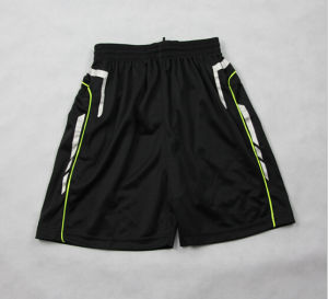 Popular Quick Dry Polyester Men′s Athletic Shorts pictures & photos