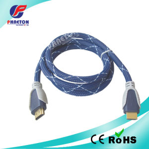 Data Communication AV HDMI Cable with Ethernet Ferrite (pH6-1209) pictures & photos