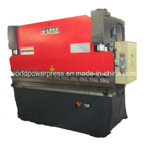 Hydraulic Sheet Metal Bending Machine From China pictures & photos