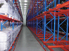 Heavy Duty Stainless Steel Pallet Storage Racking pictures & photos