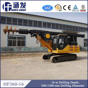Hf360-16 Crawler Type Rotary Drilling Rig Hot Sale in Africa pictures & photos