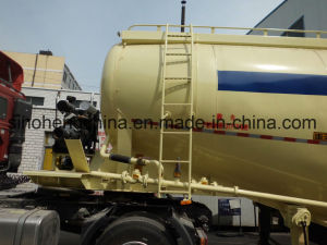 China Factory Price Bulk Cement Tanker Semi Trailer for Sale pictures & photos