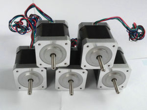 Cheap Stepper Motor NEMA17 in Hot Sale, Accept Customized pictures & photos