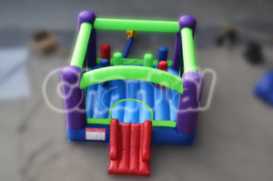 Residential Inflatable Bouncer Jumping Castle for Kids (QB084) pictures & photos