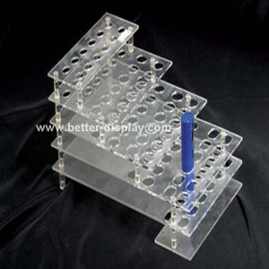 Wholesale Plastic Acrylic Lipstick Floor Display pictures & photos