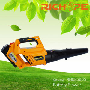 Cordless Leaf Blower 58V Battery Power Tools pictures & photos