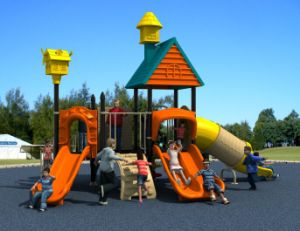 Hot Selling New Style Outdoor Playground Children Equipment pictures & photos