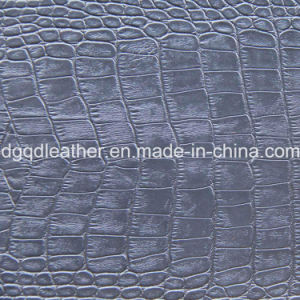 Fashion Design PVC Leather (QDL-51460) pictures & photos