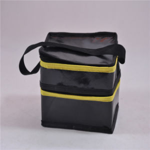 Outdoor Picnic Fitness Insulated Lunch Cooler Bag (MECO312) pictures & photos