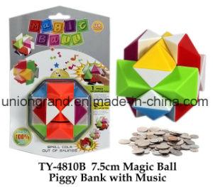 7.5cm Magic Ball Piggy Bank pictures & photos