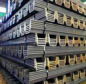 Wholesale All Sizes of Standard Steel Sheet Pile