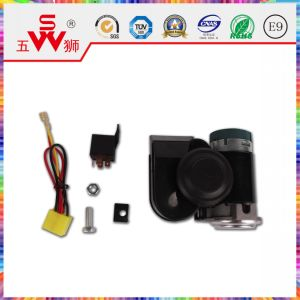 Newest Good Quality 12V&24V Auto Electric Horn pictures & photos