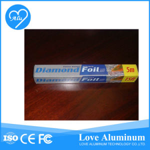 Aluminum Foil Roll for Kitchen Use pictures & photos