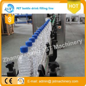 Automatic 3 in 1 Aqua Filling Machine pictures & photos