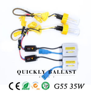 Canbus Xenon HID Ballast Kit H4 with HID Xenon Kit (6000K 12V 35W 55W HID) pictures & photos