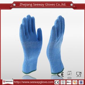 Seeway Hhpe Anti-Cut Meat Processing Gloves Long Cuff Food Grade