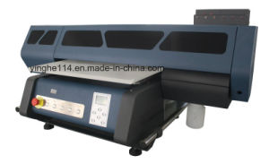 Acrylic Flatbed Digital UV Printer Yh-4060 pictures & photos