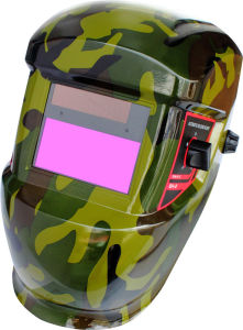 Auto Darkening Welding Mask with CE pictures & photos
