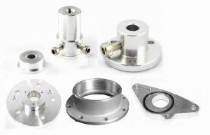 Precision Aluminium Flange & Hub pictures & photos