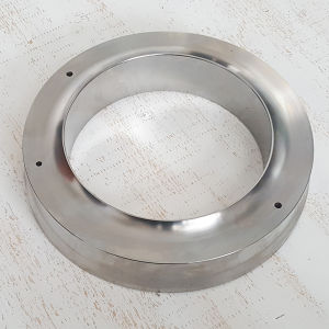 Custom CNC Machining Milling Service Small Stainless Steel Housing Bushing pictures & photos