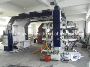 6 Colors High Precision Flexographic Printing Machine pictures & photos