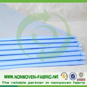 Perforated PP Spunbond Nonwoven Fabric for Bedsheet pictures & photos