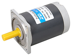 DC MOTOR, gear motor, 60mm6W 12V 24V 90V, Helival Gear pictures & photos