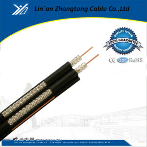 Dual Rg59 Communication Cable CATV and CCTV 75ohm