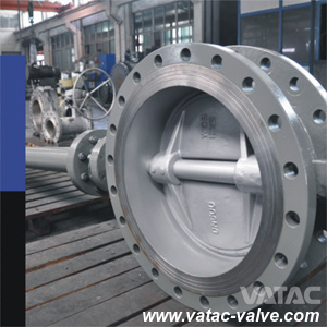 Double or Triple Eccentric High Performance Butterfly Valve pictures & photos