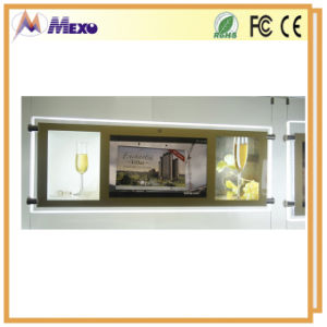 LED Multi-Window Pocket Display Indoor LCD Advertising Equipment pictures & photos