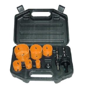 for Drilling High Quality 13PCS Kseibi HSS Bi-Metal Holesaw Sets pictures & photos