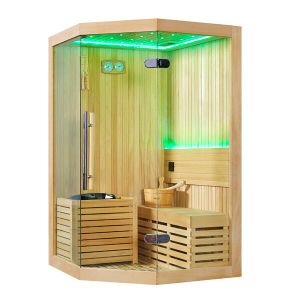 Monalisa One Person Wooden Sauna House (M-6039) pictures & photos