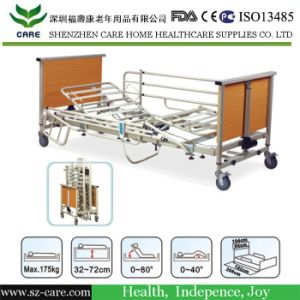 Care Folding Hospital Bed/Orthopedic Hospital Bed pictures & photos