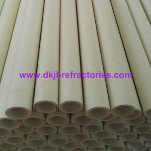 Corundum Ceramic Tubes with High Alumina pictures & photos