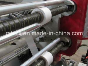 Vertical Type OPP Plastic Film Slitting Rewinder Machine pictures & photos
