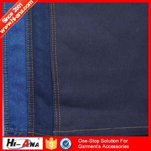 SGS Certification Hot Selling Jeans Fabric Per Meter pictures & photos